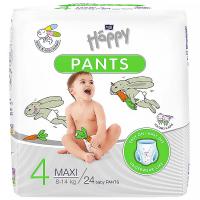 BELLA HAPPY Pants Maxi naťahovacie plienkové nohavičky 24 ks