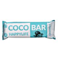 HAPPYLIFE Coco bar kokosová tyčinka 40 g BIO