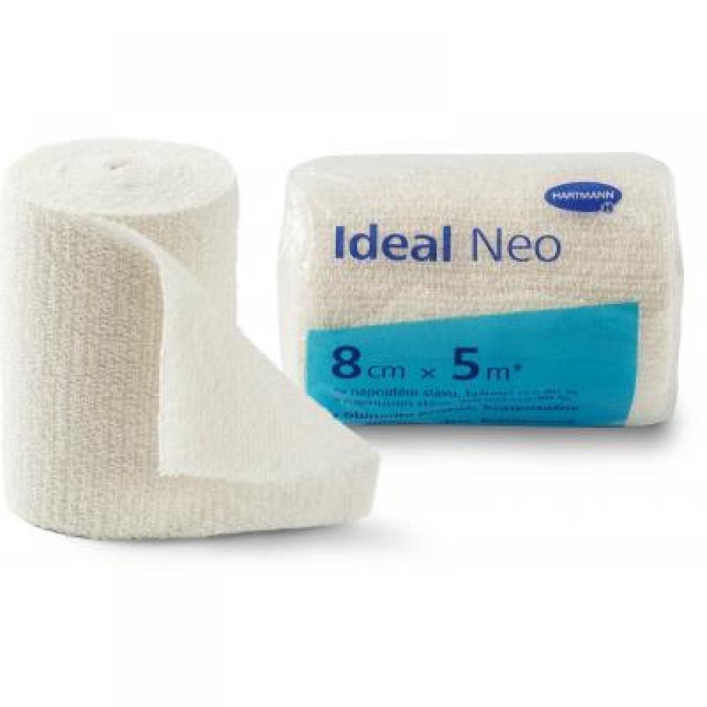 HARTMANN Ideal Neo ovínadlo pružné 8 cm x 5 m