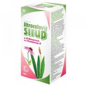 HBF Sirup skorocelový s echinaceou a vitamínom C 320 g