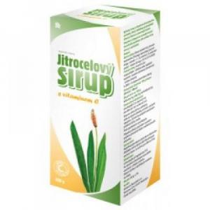 HBF Sirup skorocelový s vitamínom C 320 g