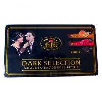 HEIDEL Kolekcia horkých čokolád plech 120g