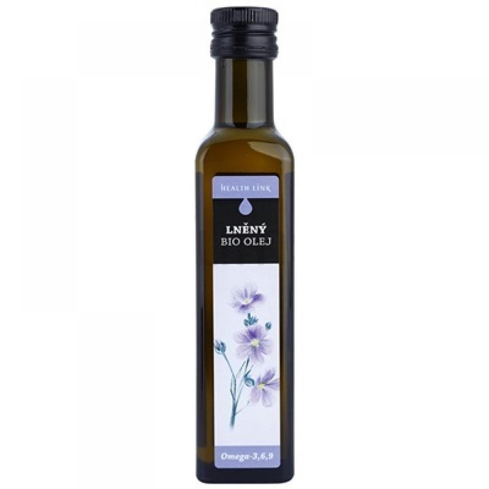 HEALTH LINK BIO lanové olej 250 ml