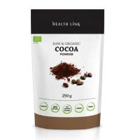 HEALTH LINK Prášok kakaový Raw 250 g BIO
