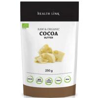 HEALTH LINK Kakaové maslo BIO 250 g