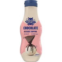 HEALTHYCO Dessert Topping s príchuťou čokolády 250 ml