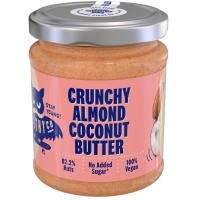 HEALTHYCO Mandľové maslo s kokosom chrumkavé 180 g