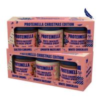 HEALTHYCO Vianočný box proteinella 3 x 200 g