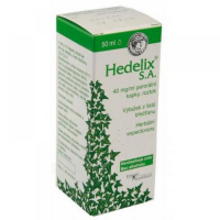 HEDELIX S.A. gtt por (liek.skl.hnedá) 1 x 50 ml