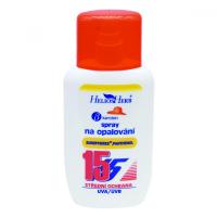 HELIOS Herb spray na opaľovanie 200 ml OF 15