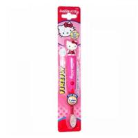 Hello Kitty blikajúce zubná kefka 1min časovač