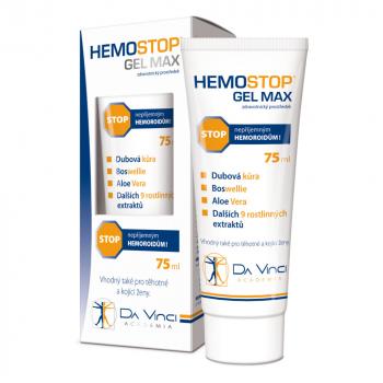 SIMPLY YOU Hemostop gél max 75 ml