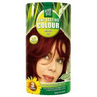 HENNA PLUS Prírodná farba na vlasy ČERVENÁ HENNA 5.64 100 ml