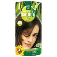 HENNA PLUS Prírodná farba na vlasy SVETLO HNEDÁ 5 100 ml