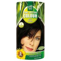 HENNA PLUS Prírodná farba na vlasy TMAVO HNEDÁ 3 100 ml