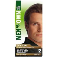 HENNA PLUS Prírodná farba pre mužov TMAVÁ BLOND 80 ml