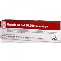 HEPARIN AL GEL 30000 gel 100 g