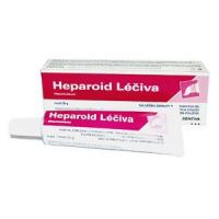 HEPAROID masť 30 g