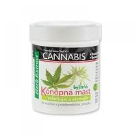 HERB EXTRACT Cannabis Konopná masť 125 ml