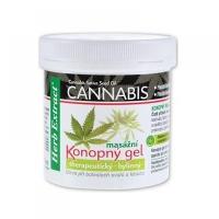 HERB EXTRACT Cannabis Konopný gél 250 ml