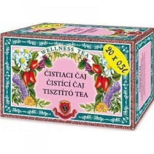 HERBEX Čaj čistiaci (ľadvinový) 20x3 g
