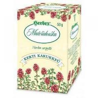 HERBEX Materina dúška obyčajná 50 g