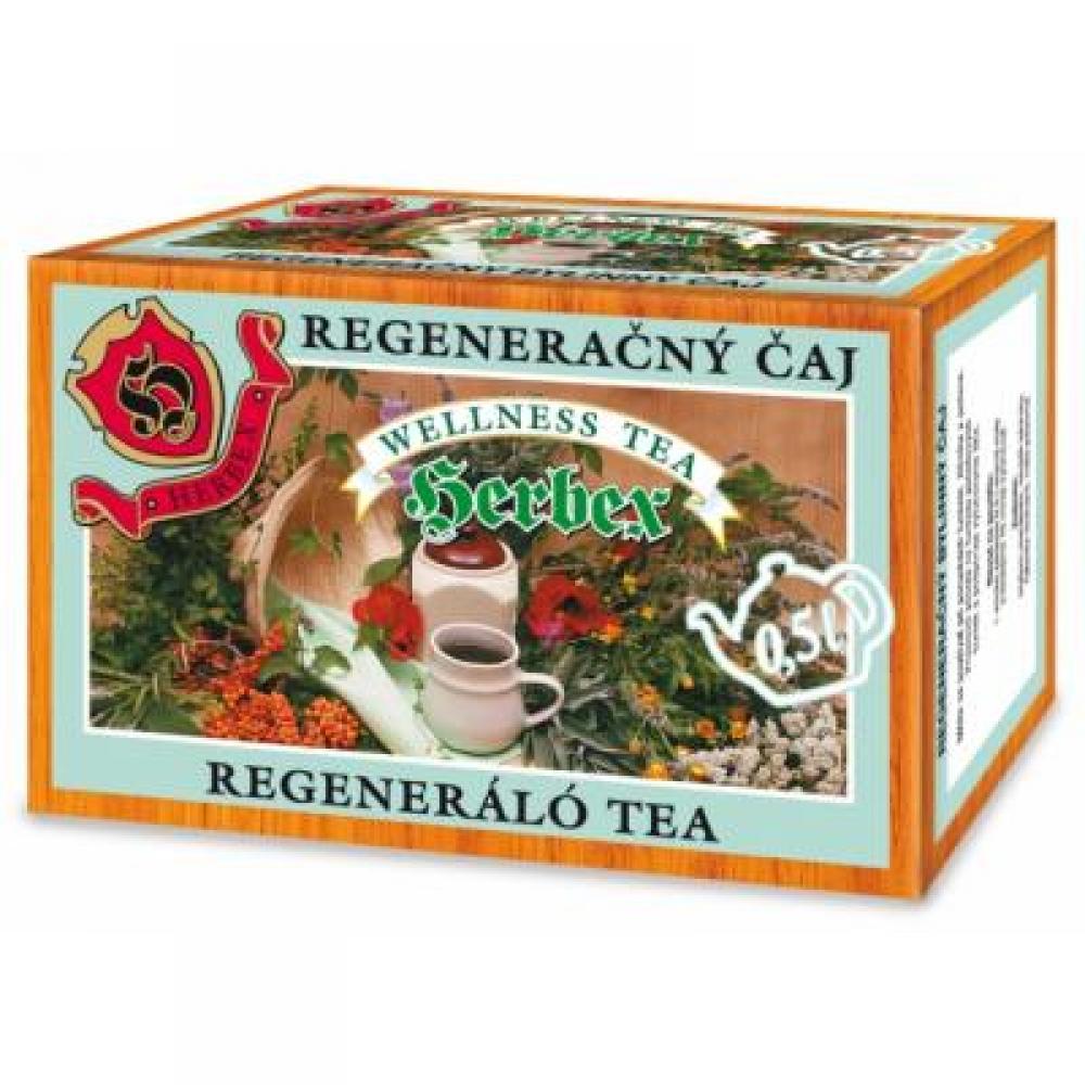 HERBEX Regeneračný čaj 20x3 g