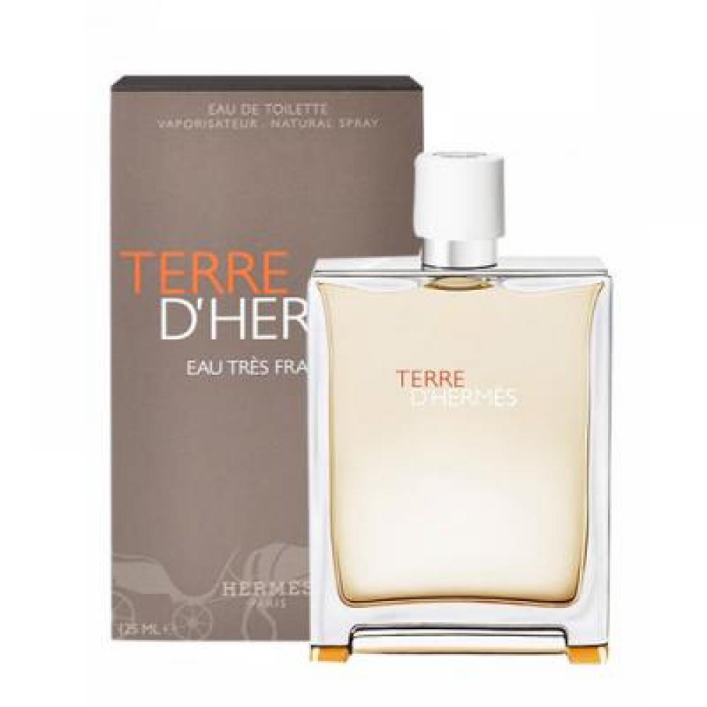 Hermes Terre D Hermes Eau Tres Fraiche 125ml
