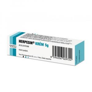HERPESIN Krém 2 g