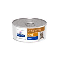 Hill's Prescription Diet™ s/d™ Feline konzerva 156 g