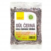 WOLFBERRY Himalájska soľ čierna hrubá Kala Namak 250 g