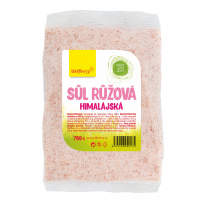 WOLFBERRY Himalájska soľ ružová jemná 700 g