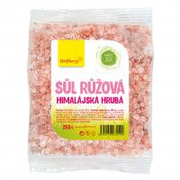 WOLFBERRY Himalájska soľ ružová hrubá 250 g