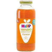 HIPP 100% BIO JUICE Mrkvová šťava 330 ml