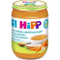 HIPP Polievka Kuracia so pšeničnou krupicou BIO 190 g