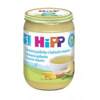 HIPP Polievka Zeleninová s kuracím mäsom BIO 190 g