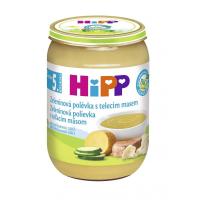 HIPP Polievky Zeleninová s teľacím BIO 190 g