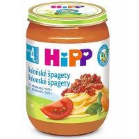 HIPP Baby Špagety v bolonskej omáčke BIO 190 g
