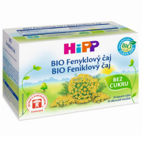 HIPP ČAJ BIO FENIKEL N.S. 20X1,5G
