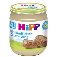 HiPP BIO Hovädzie mäso 125 g