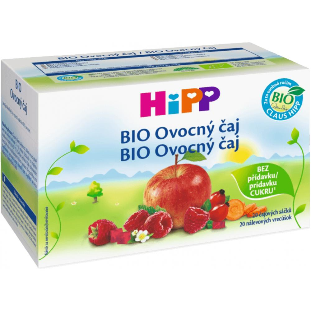 HIPP ČAJ BIO OVOCNÝ N.S. 20X2G