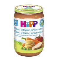 HIPP Menu Zelenina s cestovinami a kuracím mäsom BIO 220 g
