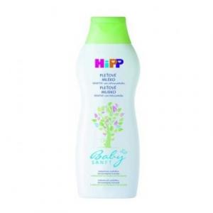 HIPP BabySanft Detské pleťové mlieko 350 ml
