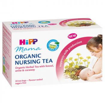 HIPP MAMA Čaj sáčkový pro kojící matky 20 x 1.5 g