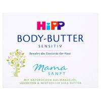 HiPP Mamasanft Sensitiv Telové maslo 200 ml