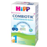 HiPP 1 BIO Combiotik Počiatočné dojčenské mlieko od 0 - 6 mesiacov 500 g