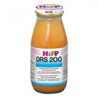 HIPP ORS 200 MRKVOVO - RYŽOVÝ ODVAR PROTI HNAČKE 200 ML