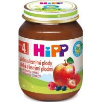 HIPP Ovocie Jablká s lesnými plodmi BIO 125 g