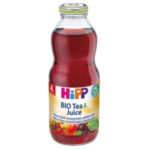 HIPP Šťava Červené plody a šípkový čaj BIO 500 ml