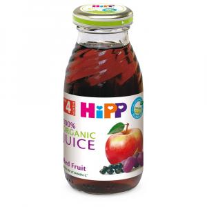 HIPP Šťava z červených plodov BIO 500 ml